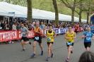 Wedstrijd Ten Miles en Marathon Antwerpen